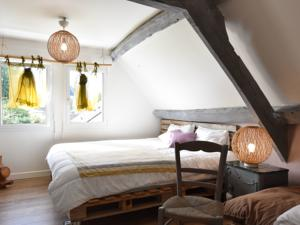 Hebergement Holiday home Authie : photos des chambres
