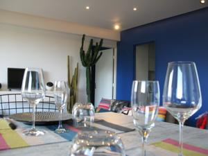Appartement The Sparkling Castle : photos des chambres
