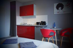 Appartement Studios Annecy Booking : photos des chambres