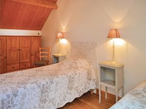 Hebergement Holiday Home Les Ombelliferes : photos des chambres