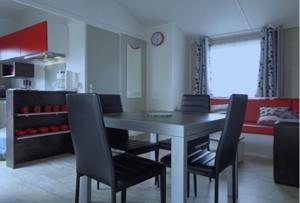 Hebergement Charmant Mobile-Home PRL : Mobile Home