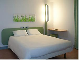 Hotel ibis budget Caen Herouville : Chambre Double