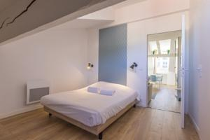 Appartement Luckey Homes - Rue Jean-Jacques Rousseau : photos des chambres