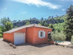 Hebergement Four-Bedroom Holiday Home in Bedarioux : photos des chambres