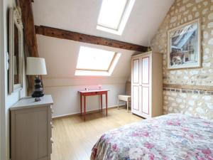 Hebergement Two-Bedroom Holiday Home in Les Damps : photos des chambres