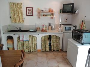 Appartement Beau Vallon : Studio Triple Standard (2 Adultes + 1 Enfant)