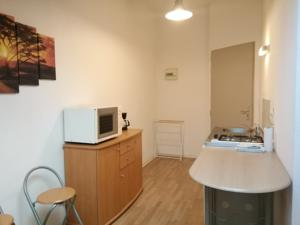 Appartement Studio mansarde a Oyonnax : photos des chambres