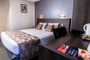 Comfort Hotel Orly Morangis : photos des chambres