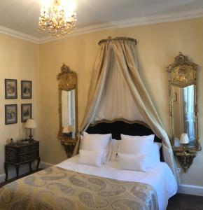 Chambres d'hotes/B&B Chateau de Thuries : Chambre Lit King-Size Deluxe