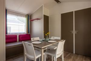 Hebergement Camping Les Alouettes : Mobile Home