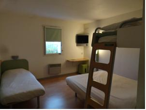 Hotel ibis budget Annecy : Chambre Triple (2 Adultes)