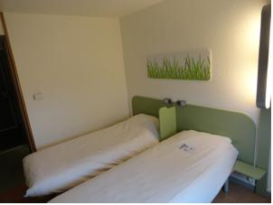 Hotel ibis budget Annecy : Chambre Double