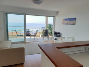 Appartement The blue house, lovely apartment in the Cote d'Azur for 6 people : Appartement