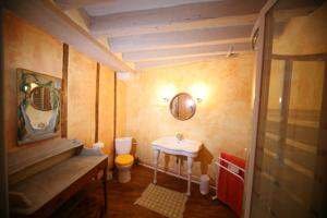 Chambres d'hotes/B&B Maison d'Hotes Ferme d'Issonges B&B : Chambre Simple