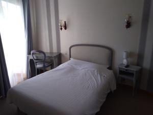 Hotel Central : Chambre Double