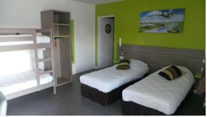 Airport-Hotel : Chambre Quadruple