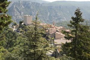 Hebergement Cipieres home with a view : photos des chambres