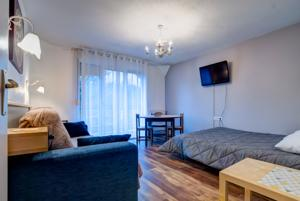 Hebergement Residence Des Sources : Appartement 1 Chambre