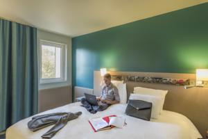 Hotel Mercure Evry Parc du Coudray : Chambre Double Standard