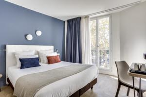 Hotel Courseine (ex George Sand) : Chambre Double Confort