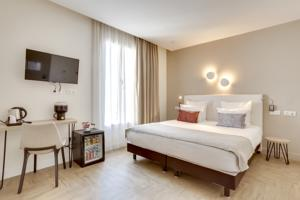 Hotel Courseine (ex George Sand) : Chambre Double Deluxe