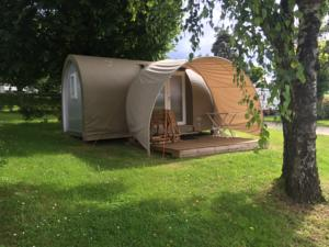 Hebergement Camping Montmorency : photos des chambres