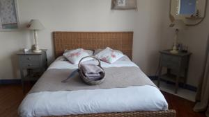 Hebergement Back To breizh : Chambre Double