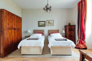 Chambres d'hotes/B&B Praana Wellness : Chambre Deluxe Double ou Lits Jumeaux