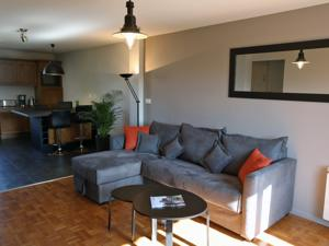 Appartement Le Grand Large : photos des chambres