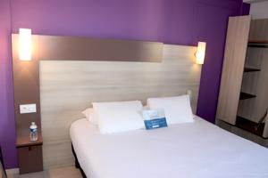 Hotel Kyriad Dijon Sud - Longvic : Chambre 1 Lit Double