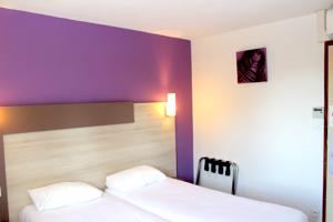 Hotel Kyriad Dijon Sud - Longvic : Chambre Double avec 2 Lits Simples