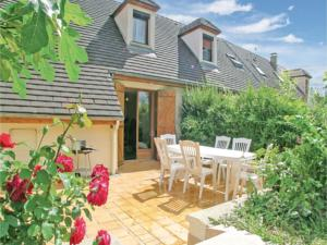 Hebergement Holiday Home Mesnil St Pere Cottages De Port : photos des chambres