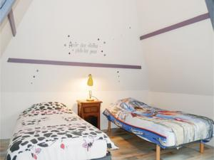 Hebergement Two-Bedroom Holiday Home in Berville sur Mer : photos des chambres