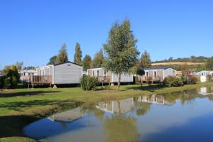 Hebergement Camping Le Marqueval : Mobile Home Premium