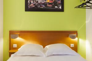 Enzo Hotel Chalons : Chambre Double