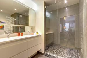 Appartement Luckey Homes - Quai Amiral Hamelin : photos des chambres