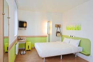 Hotel ibis budget Roissy CDG Paris Nord 2 : Chambre Double