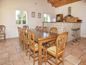 Hebergement Holiday home Chemin de Nicolas - Bordezac : photos des chambres