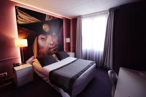 Hotel Cecyl Reims Centre : Chambre Simple Standard