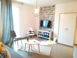 Appartement NEW Appart proche Disneyland Val d'Europe : photos des chambres