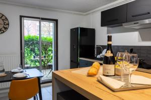 Appartement ToulouseCityStay Colomiers : photos des chambres