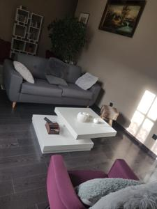 Appartement Mayolles : photos des chambres