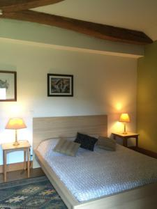 Chambres d'hotes/B&B domaine du vernay : Chambre Double