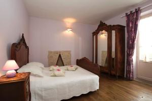 Hebergement Maison d'Hotes Orlaya : Chambre Deluxe