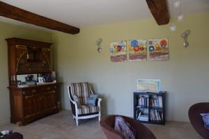 Hebergement Gite - Holiday Home Vent d'Ange : photos des chambres