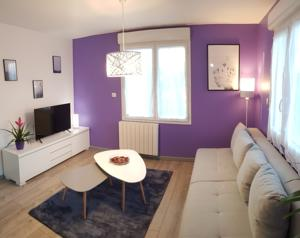 Appartement F2 meuble : Appartement 1 Chambre
