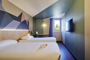 Hotel ibis Styles Evry Lisses : Chambre Lits Jumeaux Standard