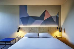 Hotel ibis Styles Evry Lisses : Chambre Double Standard