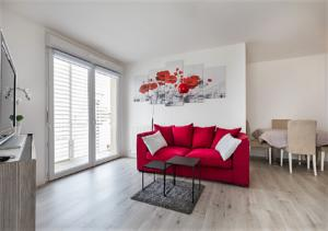 Appartement Residence Evasion : photos des chambres