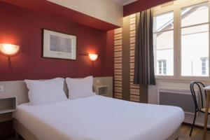 Hotel The Originals Figeac (ex Inter-Hotel) : Chambre Double Confort